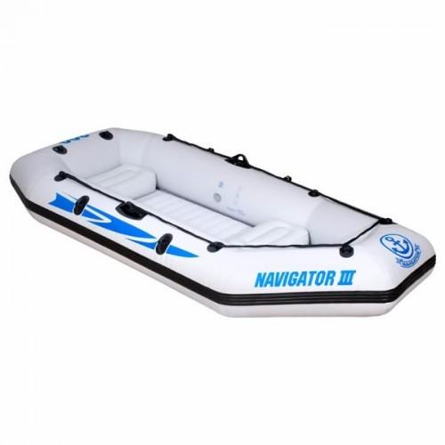 Надувная лодка Кемпинг Navigator III 300