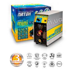 Сварочный инверторный аппарат ПАТОН  Mini / PATON Mini (20324743)  скидка 5%