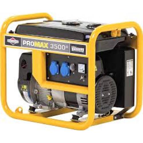 Генератор бензиновый Briggs & Stratton Pro Max 3500A (030395)