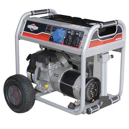 Генератор бензиновый Briggs & Stratton 6250A (038026)