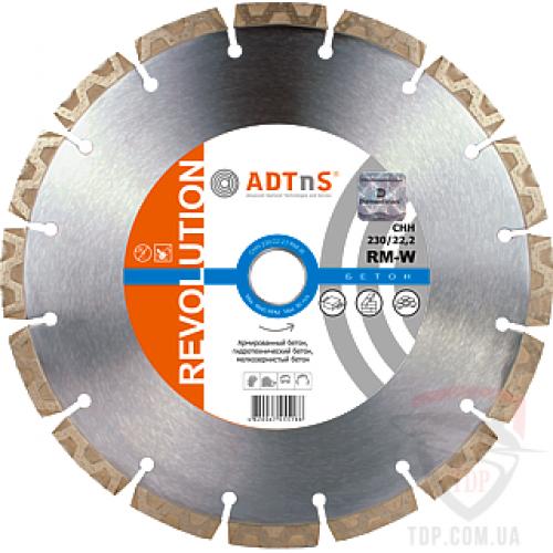 Диск алмазный ADTnS 400х25,4 мм (34120014026)