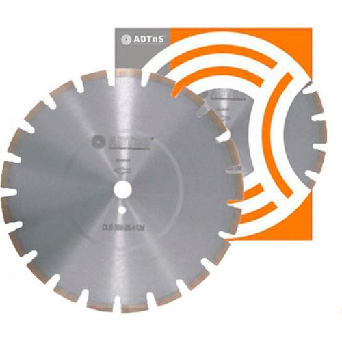 Алмазний диск ADTnS за армобетону 300x3,2x18x25,4 мм (34120014022)