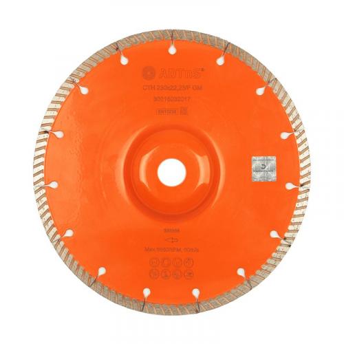 Алмазный отрезной диск ADTnS Turbo 230x2.3x9x22.23 (30216032017)