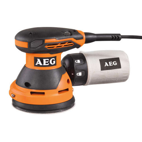 Эксцентриковая шлифмашина AEG EX 125 ES (4935416100)