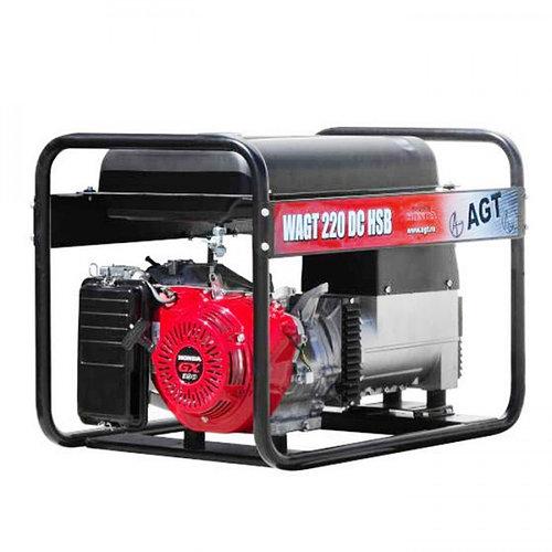 Генератор бензиновый AGT 8503 HSBE R26 PFAGT8503HXE2/E