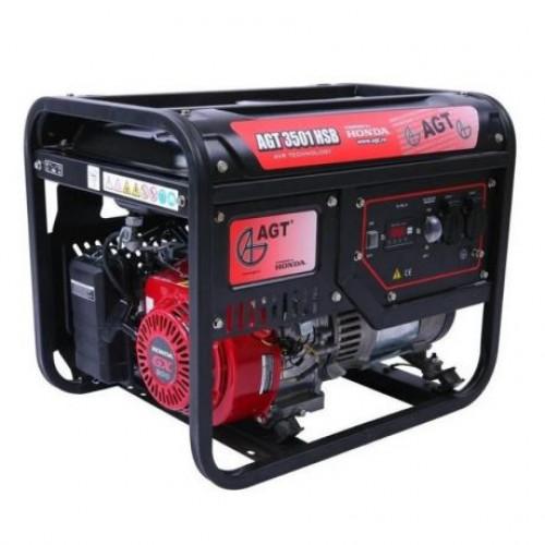 Генератор бензиновый AGT 3501 HSB TTL PFAGT3501TTL/E