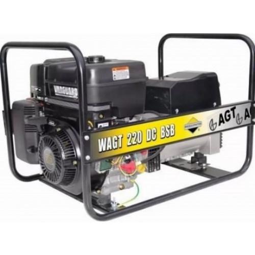 Генератор бензиновый сварочный AGT WAGT 220 DC BSB SE PFWAGT22DBS/E
