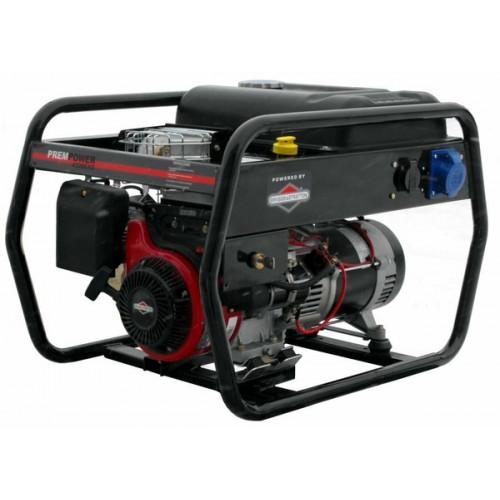 Генератор бензиновый AGT 4500 EAG PFEAG4500/E