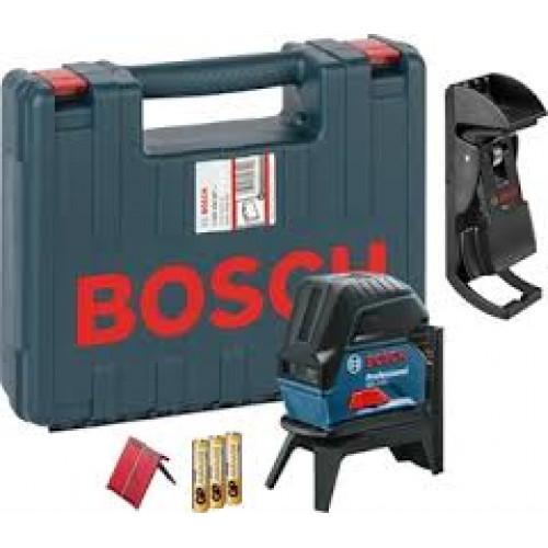 Лазерный нивелир Bosch GCL 2-15 + RM 1 + кейс (0601066E02)