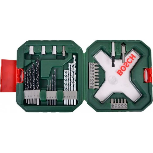 Набор оснастки Bosch X-LiINE NEW GENERATION (34 шт.) 2607010608