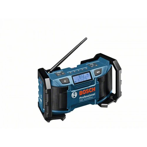 Аккумуляторное радио Bosch GML SoundBoxx (0601429900)