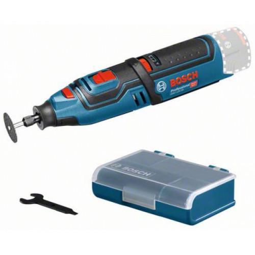 Аккумуляторный многофункциональный инструмент Bosch GRO 12V-35 (каркас) (06019C5000)