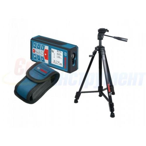 Лазерный дальномер Bosch GLM 80 + BT 150 (06159940A1)