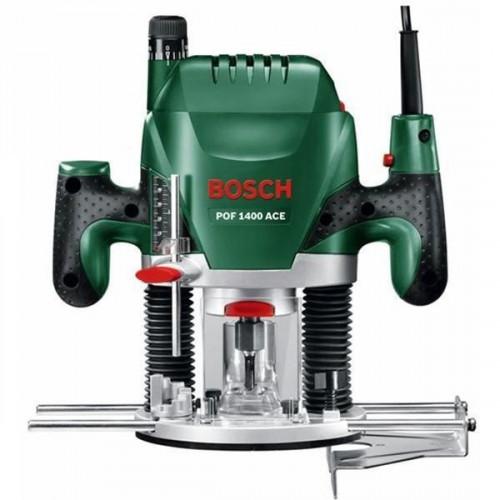 Фрезер Bosch POF 1400 ACE + набор оснастки (060326C801)