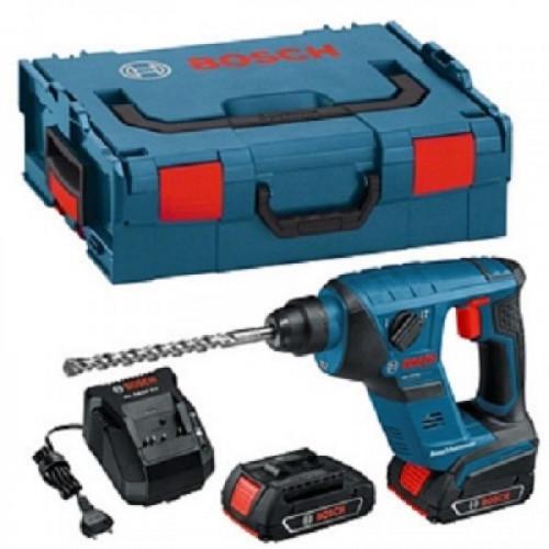 Аккумуляторный перфоратор Bosch GBH 18 V-LI Compact (L-Boxx) (0611905308)
