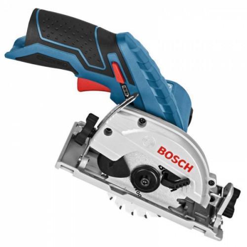 Аккумуляторная дисковая пила Bosch GKS 12V-26 (каркас) (06016A1001)
