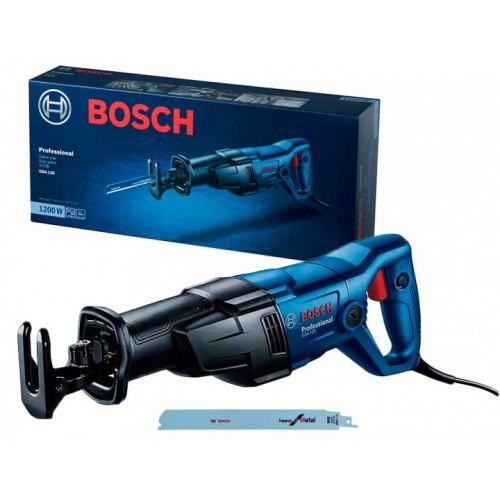 Пила сабельная Bosch GSA 120 06016B1020