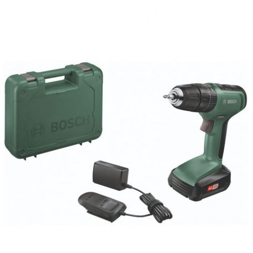 Аккумуляторная дрель-шуруповерт Bosch UniversalDrill18 (06039C8004)