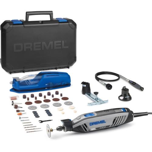 Многофункциональный вращающийся инструмент Dremel 4300-3/45 (F0134300JD)