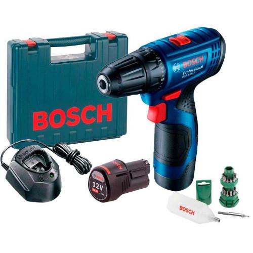 Аккумуляторная дрель-шуруповерт Bosch GSR 120-LI (06019G8000)