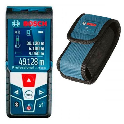 Лазерный дальномер Bosch GLM 50 C (0601072C00)