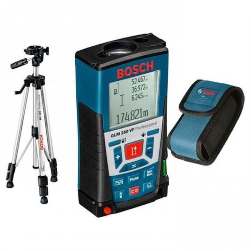 Лазерный дальномер Bosch GLM 250 FV + BT 150 (061599402J)