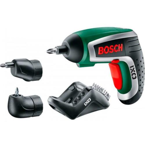 Аккумуляторная отвертка Bosch IXO V Full (06039A8022)