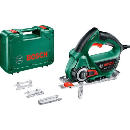 Мини-пила цепная электрическая Bosch EasyCut 50 (06033C8020)