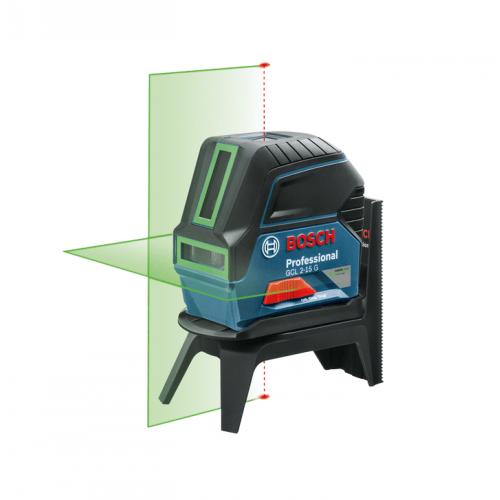 Лазерный нивелир Bosch GCL 2-15 G + RM 1 + BM 3 (0601066J00)