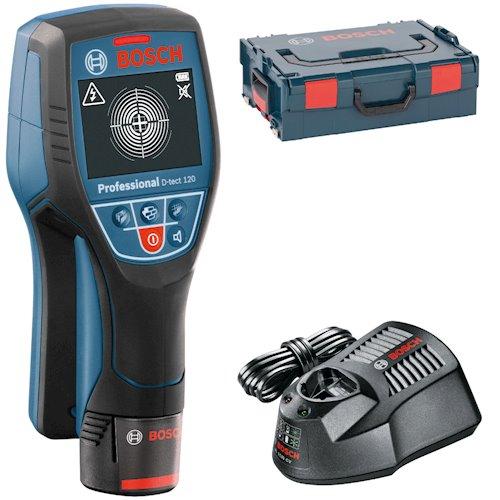 Детектор Bosch D-tect 120 (L-Boxx) (0601081301)