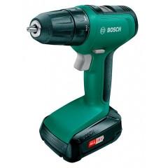 Аккумуляторная дрель-шуруповерт Bosch UniversalDrill18 (1 аккумулятор) (06039C8001)