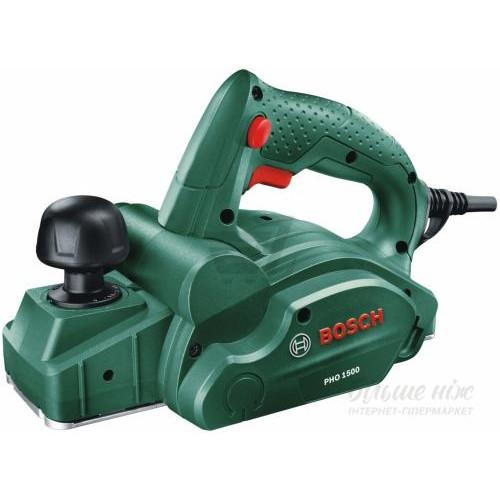 Рубанок электрический Bosch PHO 1500 (06032A4020)