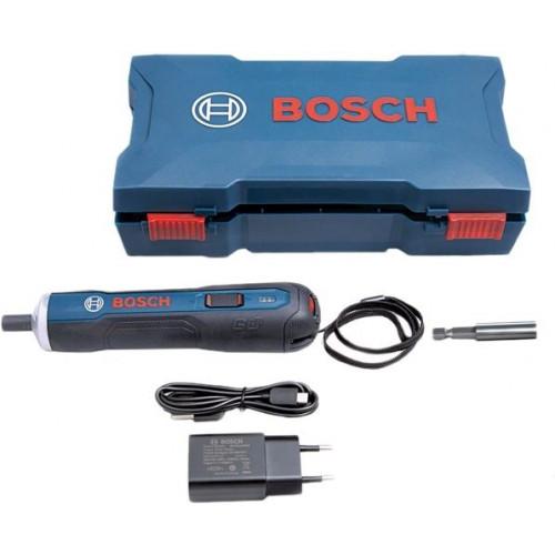 Аккумуляторная отвертка Bosch GO Kit (06019H2021)