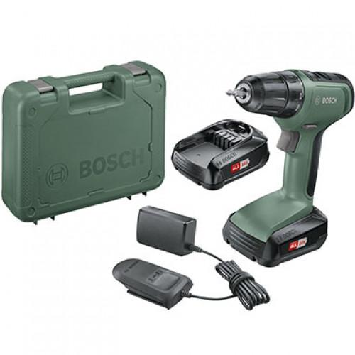 Аккумуляторная дрель-шуруповерт Bosch UniversalDrill18 (06039C8005)