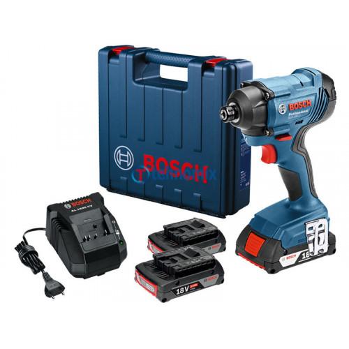 Аккумуляторный ударный гайковерт Bosch GDR 180-LI (06019G5120)