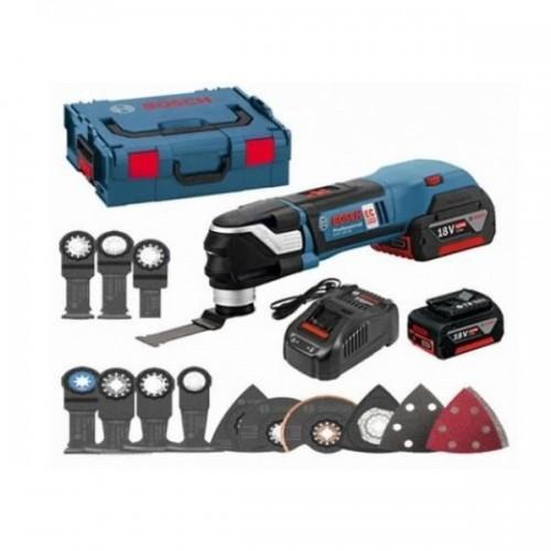 Аккумуляторный многофункциональный инструмент Bosch GOP 18V-28 (06018B6003)