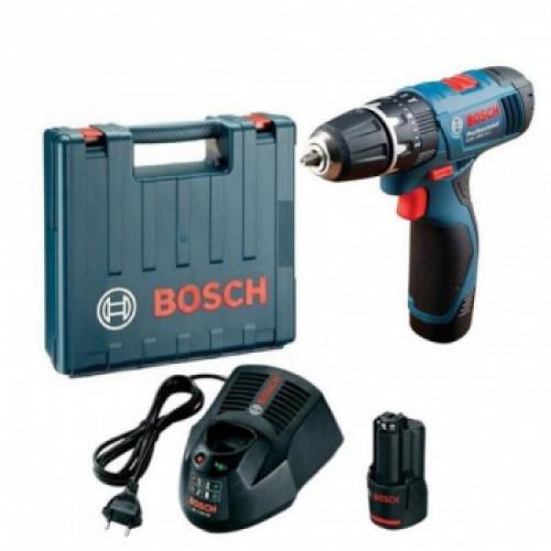 Аккумуляторная ударная дрель-шуруповерт Bosch GSB 120-LI (06019F3006)