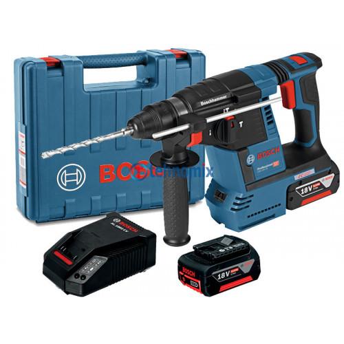 Аккумуляторный перфоратор Bosch GBH 18 V-26 (0611909003)