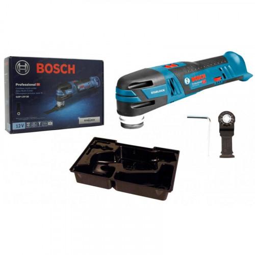 Аккумуляторный многофункциональный инструмент Bosch GOP 12V-28 (каркас) (06018B5001)
