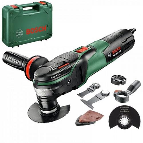 Многофункциональный инструмент Bosch PMF 350 CES (0603102220)