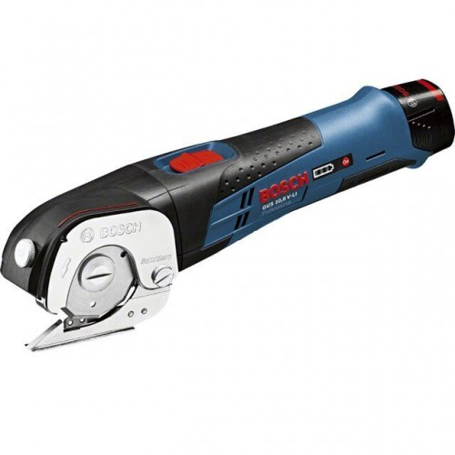 Аккумуляторные ножницы универсальные Bosch GUS 12V-300 (каркас) (06019B2901)