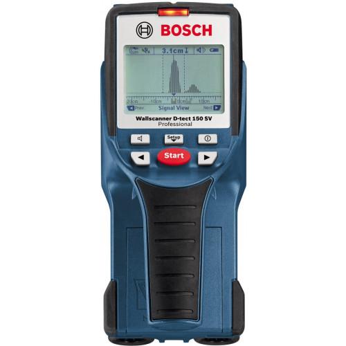Детектор BOSCH D-tect 150 SV Prof