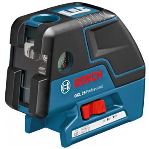 Комбинированый лазер BOSCH GCL 25