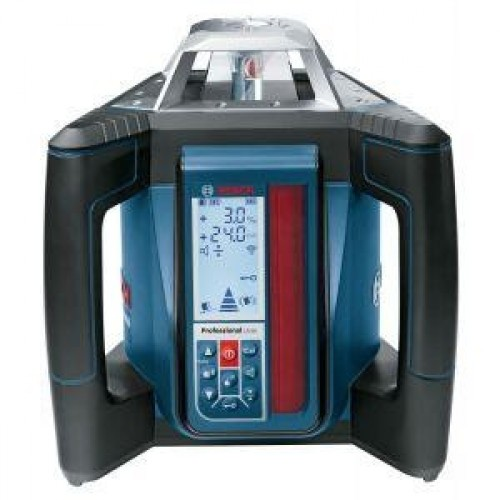 Ротационный лазерный нивелир BOSCH GRL 500 H + Лазерный приёмник LR 50