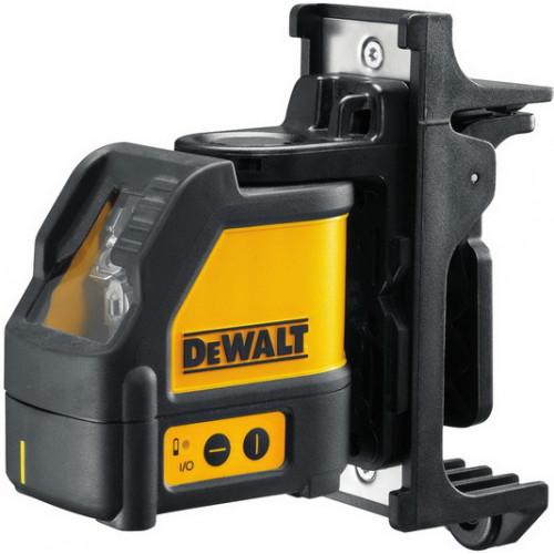 Лазерный нивелир (горизонталь+вертикаль) DeWalt DW088K