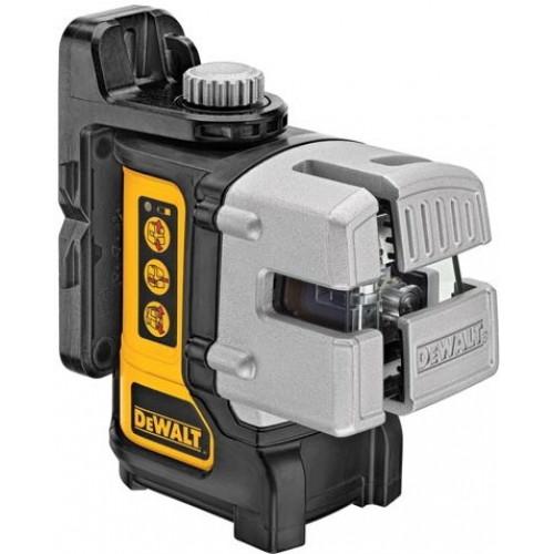 Лазерный нивелир (гориз+верт+бок) DeWalt DW089K