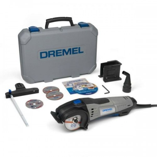 Компактная пила Dremel DSM 20 (F013SM20JE)