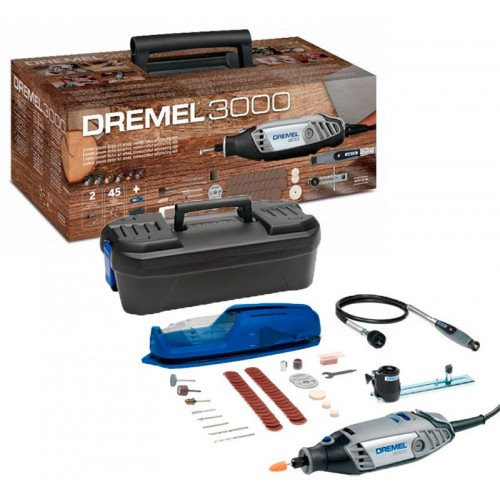 Многофункциональный инструмент Dremel DR3000-2/45 (F0133000UD)