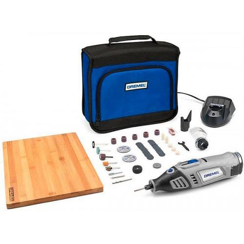 Аккумуляторный многофункциональный инструмент Dremel 8100-2/45 (F0138100KZ)