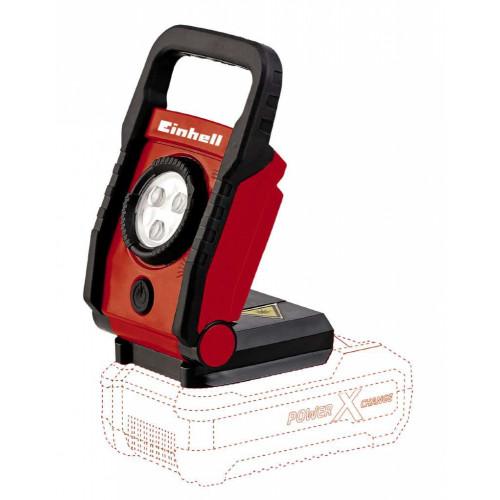 Фонарик аккумуляторный Einhell TE-CL 18 Li - Solo